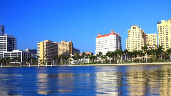 palm beach waterfront real estate
